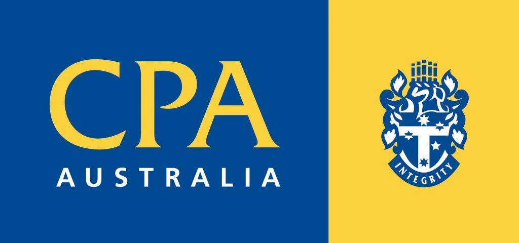certified practising accountant logo