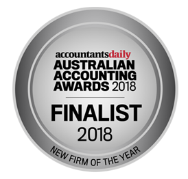 australian accounting awards finalist