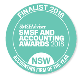 smsf and accounting awards