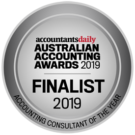 accounting consultant of the year 2019