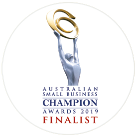 australian small business award finalist